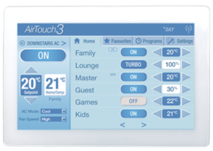 AirTouch Smart Controller